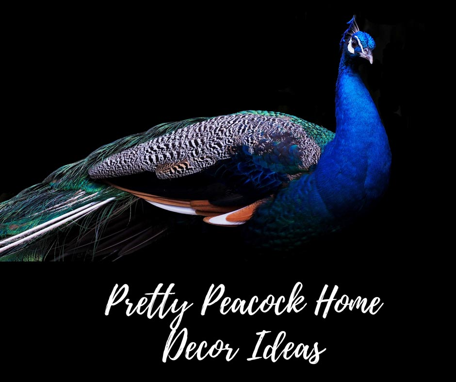 Peacock Home Decor Ideas Peacock Decorations For Home