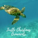 sea turtle christmas tree ornaments