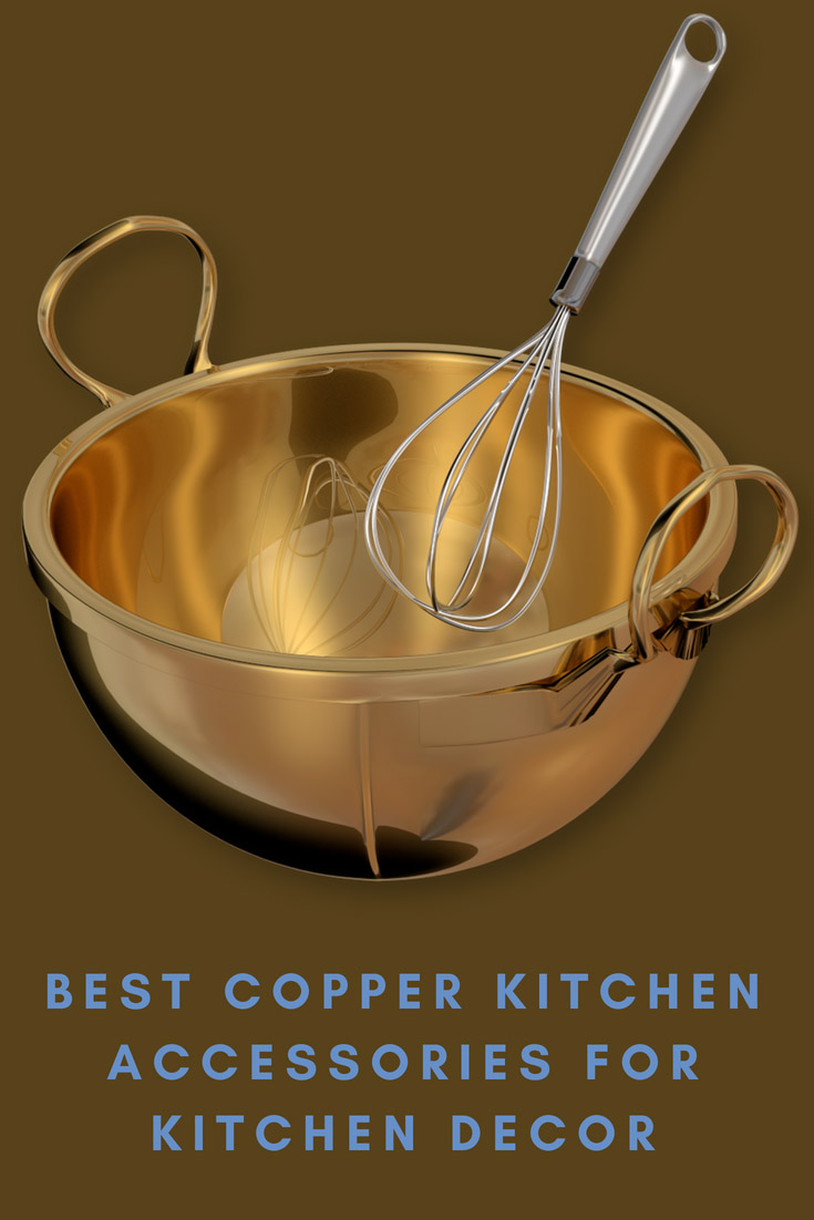 Copper Kitchen Accessories, Best Copper Accessories For