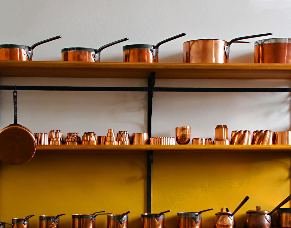 best copper kitchen accessories
