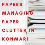 konmari papers purge